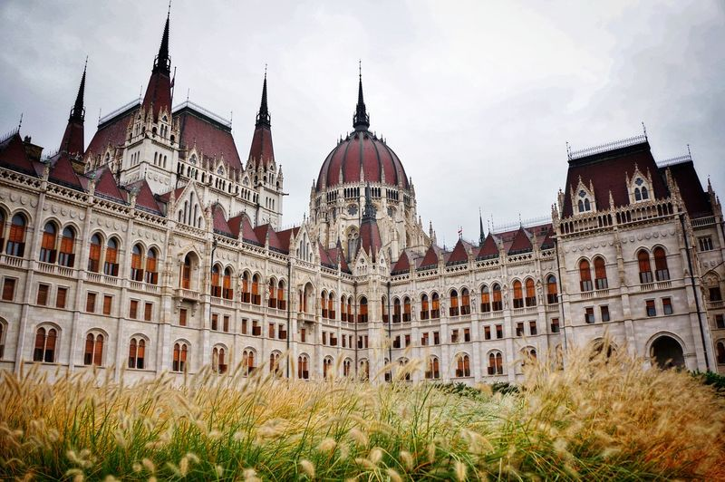 Politics And Government City Government Politics History Sky Architecture Building Exterior Built Structure Cathedral Gothic Style Parliament Building Dome Hungarian Culture Government Building