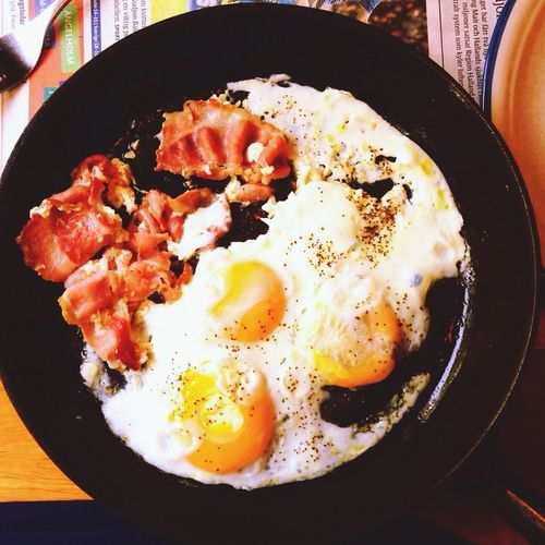 Today's my Breakfast . Food Delicious Photo