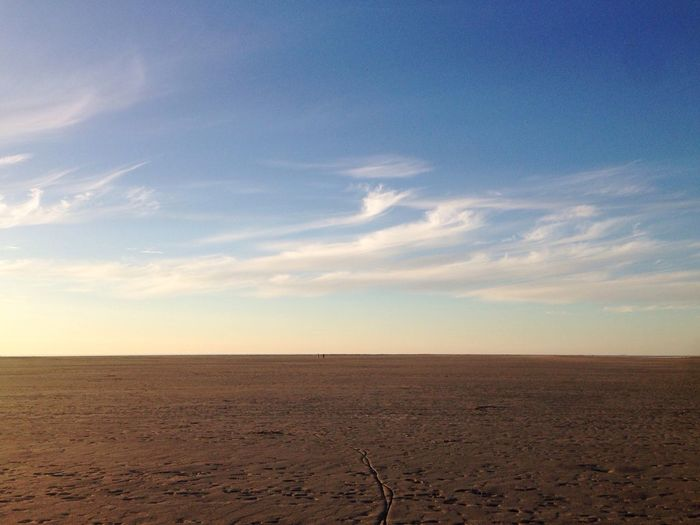 Beach or desert? - Beach Desert Empty Emptyplace Sand Sand Dune Sand & Sea Horizon Feelingfree