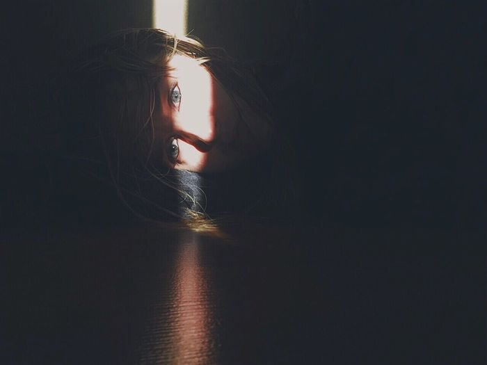 the sound of silence The Portraitist - 2016 EyeEm Awards Showcase April Theappwhisperer Mextures Shootermag_usa EyeEm Best Edits EyeEm Gallery Portrait Photography NEM Self Portrait Of A Woman Self Portrait IPhoneography Mobile Photography Portrait Shootermag Mobilephotography
