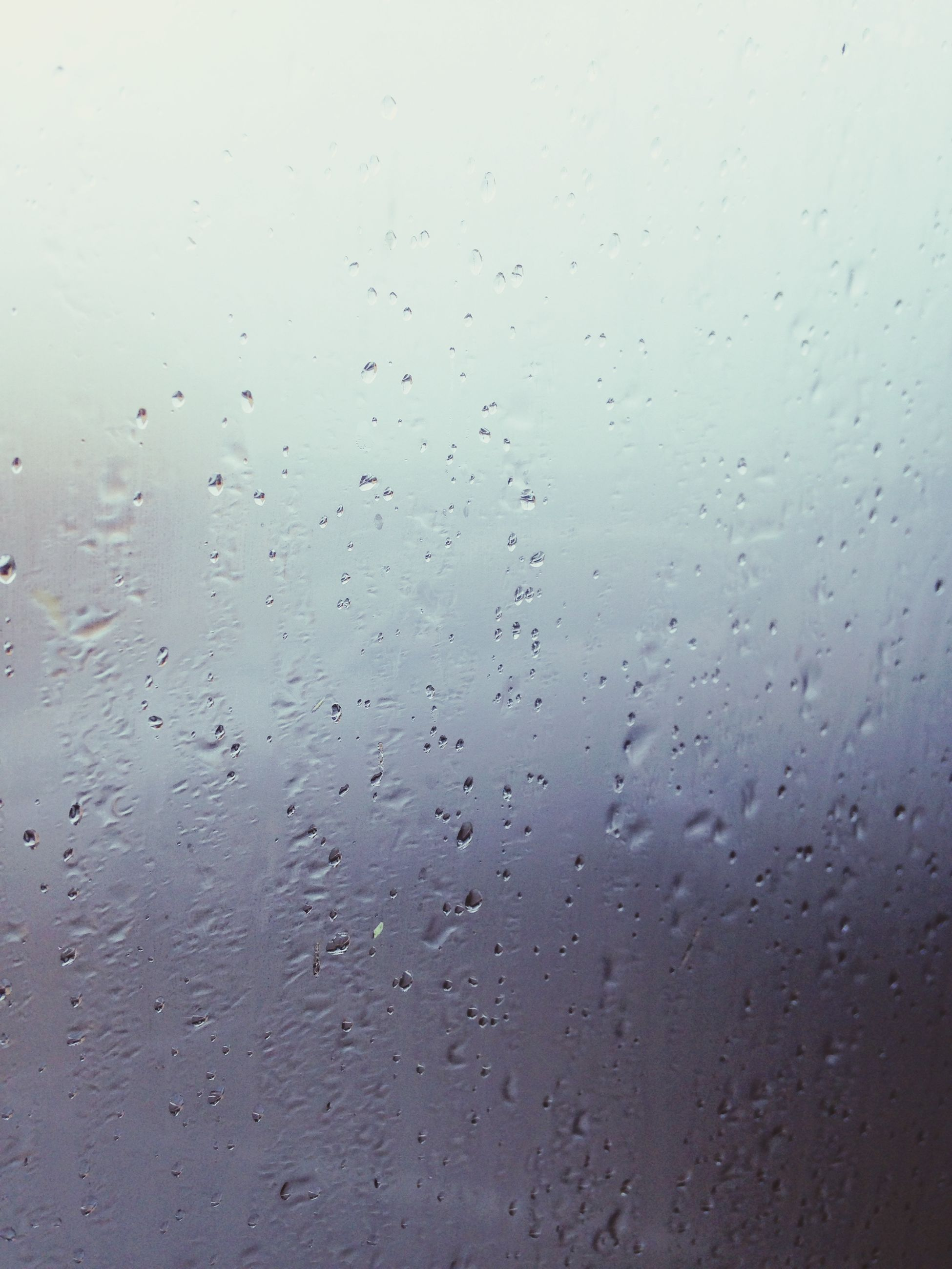 drop, wet, window, water, transparent, rain, glass - material, weather, sky, raindrop, indoors, backgrounds, full frame, season, glass, close-up, focus on foreground, water drop, droplet, cloud - sky