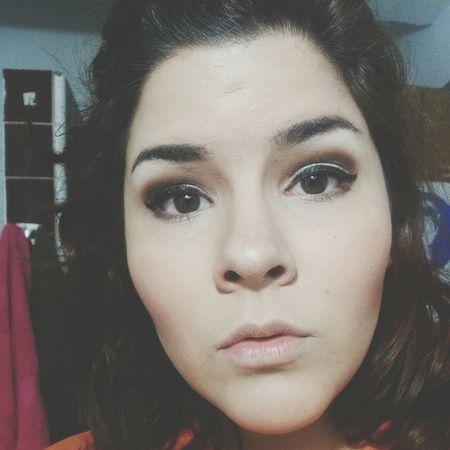 Makeup Smokey Eyes Cutcrease Contour