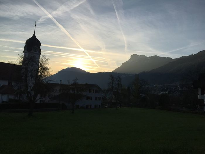 🇨🇭 Switzerland Home Mountains Landscape