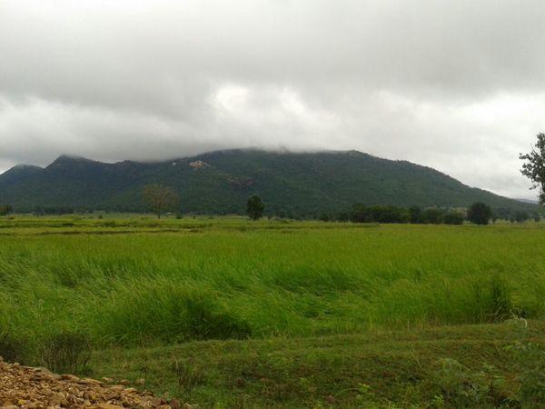 Village Rural Scenes