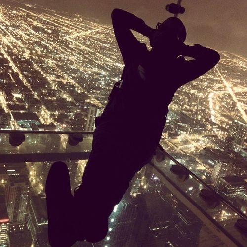 I got this! Chicago Googlecityexperts Skydeck