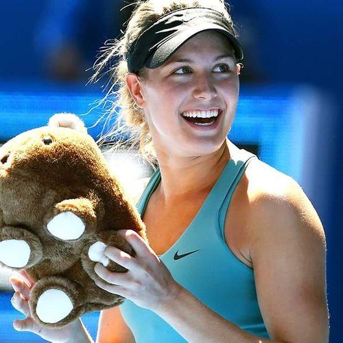 Go Bouchard Eugénie Bouchard Frenchopen French Open Tennis Favourite Player Genie Geniebouchard EugenieBouchard