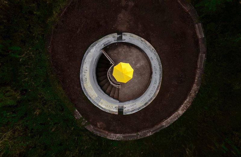 - NIKON, TODAY I CLIMBED THE HIGHEST POINT OF THAT VIRTUAL TOWN, THAT HUNDREDS OF PEOPLE PAINT YELLOW THE LAST COUPLE OF DAYS. HAPPY BIRTHDAY FROM TOP OF YOUR YELLOW TOWN - Paint The Town Yellow 100 Shades Of Yellow The Week On EyeEm Minimal On Top Tower Drone  Dronephotography Droneshot Dji DJI Mavic Pro Yellow Umbrella ThatsMe Day From Above  Check This Out Fresh On Market 2017 The Graphic City Visual Creativity
