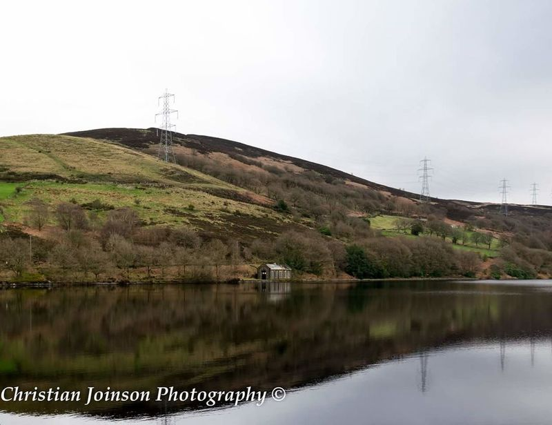 Lake Landscape Scenics Outdoors Mountain Stalybridge Country Park Nature Tranquility Peaceful