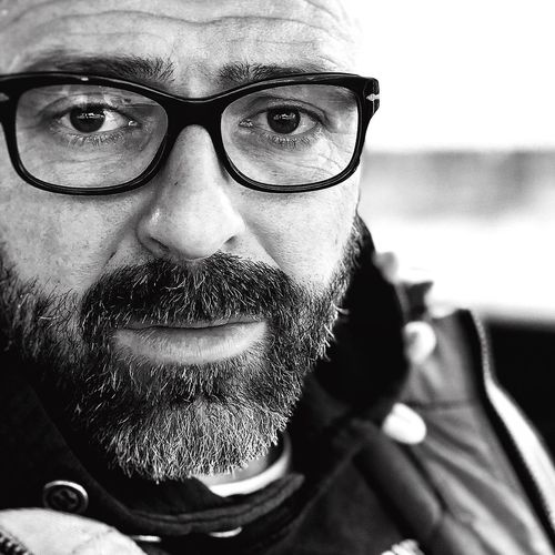 EyeEm Selects Eyeglasses  Beard Portrait Looking At Camera Human Face Men Real People Close-up Glasses Mature Adult One Person Human Eye Only Men One Man Only Adult Indoors  Adults Only People Day