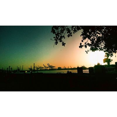 PortGrandKarachi Sunset Instaevening InstaTafreeh