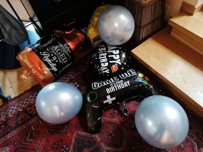 Ballons HAWEI