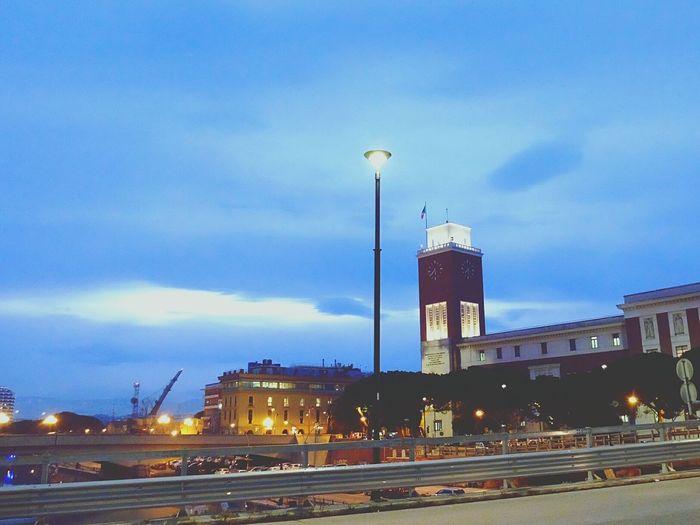 Illuminated Sky City Architecture Street Photography Street Photography Photographer Photooftheday Pescara Best EyeEm Shot