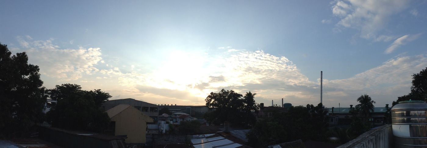 Sunset Panorama Eyeem Philippines