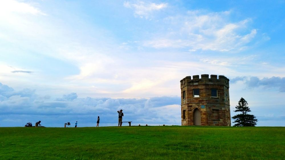 La Perouse Green Grass People Beautiful Nature Beautiful Colors Sky Clouds Cloudy Weather Eyeemphotography EyeEm Gallery EyeEm Best Edits Eyem Gallery Edited Outdoor Beautiful Blue Sky Shot  Nature Sydney Australia