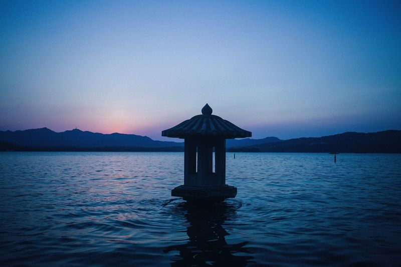Water Beauty In Nature Sky Outdoors Blue No People Mountain