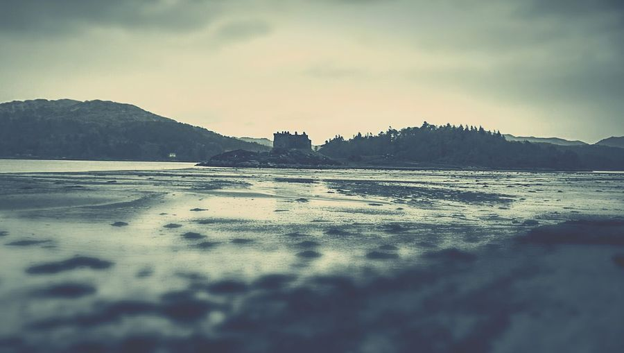 Kinlochmoidart castle, hogmanay New year 2015/6 Hanging Out Taking Photos Enjoying Life First Eyeem Photo