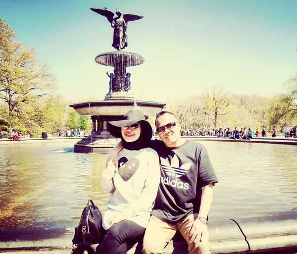 Strolling at Central Park in New York Hanging Out Enjoying Life Architecture Beautiful Day Beautiful ♥ Hi! Hello World Relaxing Cheese! Trip Photo Fashion Check This Out Taking Photos That's Me