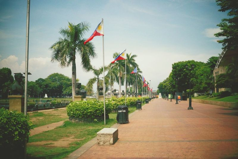 The Street Photographer - 2016 EyeEm Awards Photography Street Style From Around The World First Eyeem Photo Parks And Recreation Flags Green Color EyeEm Phillipines EyeEm Manila