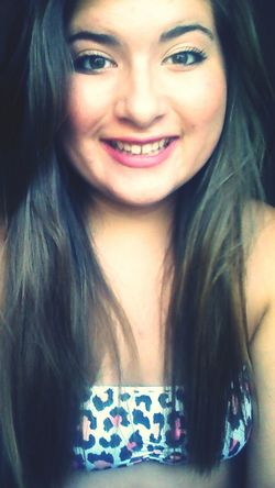one smile can change the world <3