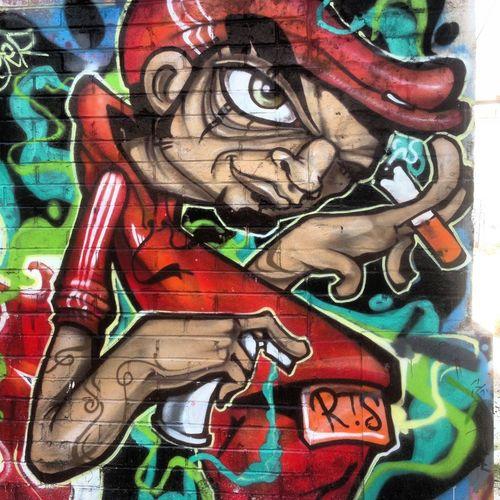 Graffiti MrSoyer