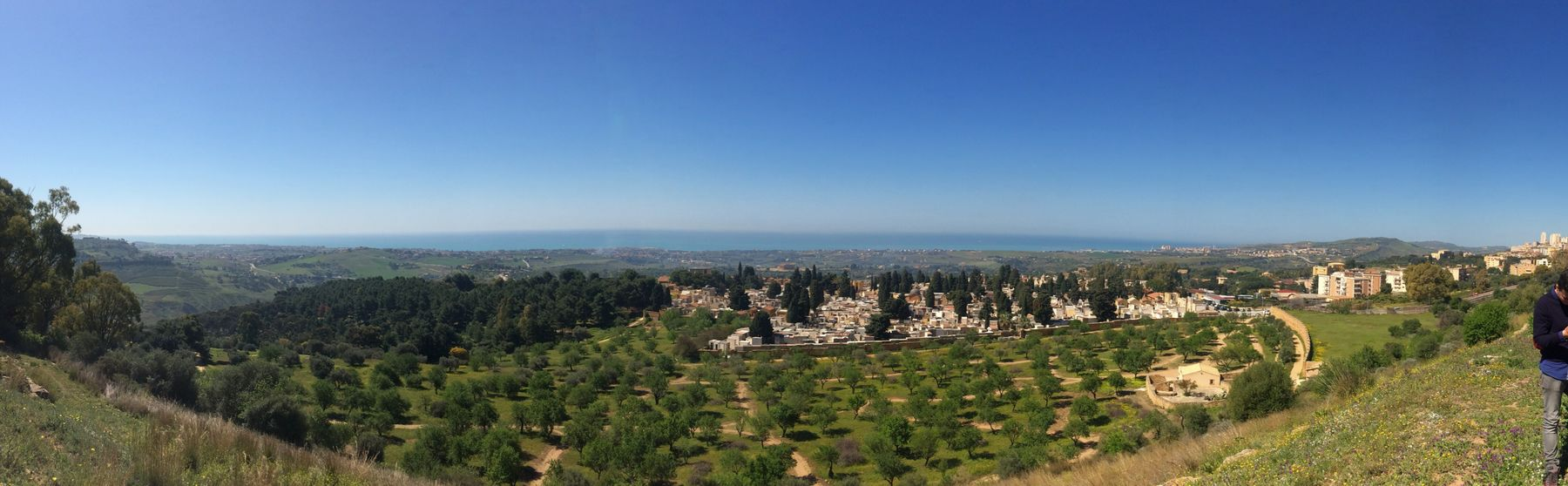 Te prego, o splendida, più bella tra le città dei mortali. (Pindaro) Agrigento Culture Sicily Panoramic Photography Panoramic View Panorama Withiphone Nofilter Just Taking Pictures Taking Photos Beautiful View Followme Follow4follow Iphonephotography Follow_me Akragas Agrigentum Infinity And Beyond Temples Greek