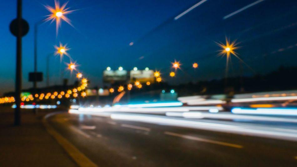 Nightphotography Night Lights Night Long Exposure Spb VSCO Cam Traffic Lights