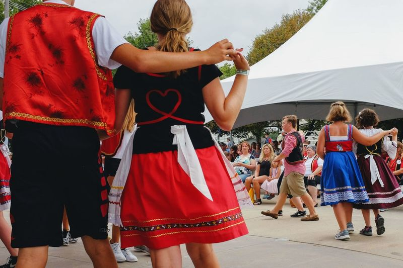 56th Annual National Czech Festival - Sunday August 6, 2017 Wilber, Nebraska Americans Beseda Dancers Czech Czech Dancers EventPhotography EyeEm Best Shots FUJIFILM X100S Nebraska Photo Essay Small Town America Storytelling Traditional Clothing Visual Journal Wilber, Nebraska Arts Culture And Entertainment Culture And Tradition Czech Days Czech Festival Dancers Day Folk Dance Friendship Large Group Of People Leisure Activity Lifestyles Men Outdoors People Photo Diary Real People Rear View Small Town Stories Standing Togetherness Traditional Festival Women Young Adult Young Women