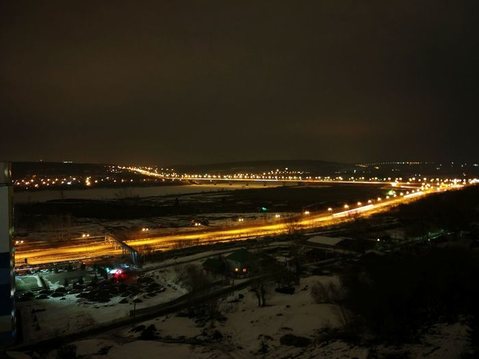River Night Lights Streetphotography Lights Bridge Illuminated City Cityscape Road Water Sky Arch Bridge