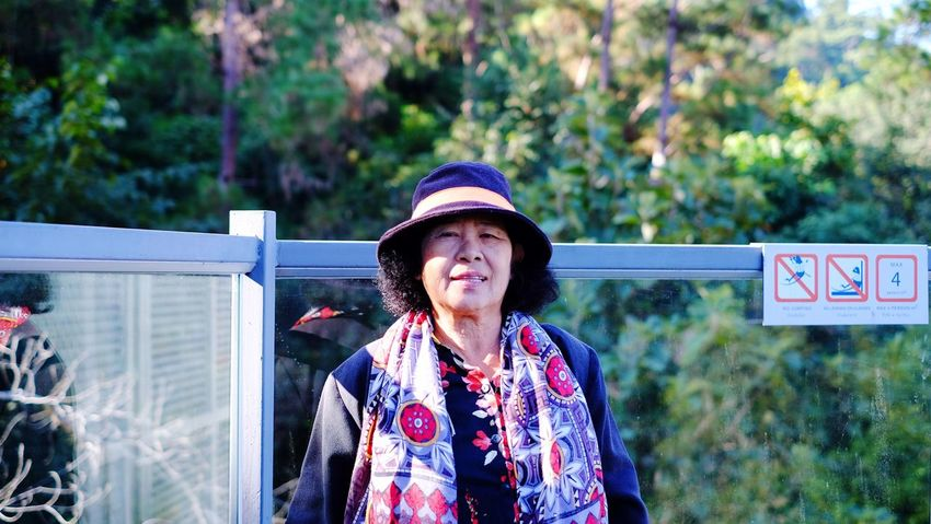 My mom. Only Women One Woman Only One Person Day Outdoors Front View Real People People Nature Women Adult Standing Adults Only Young Adult
