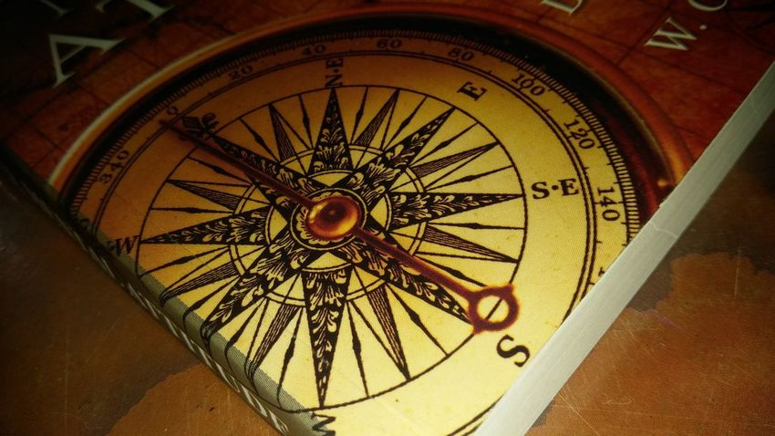 Finding My Way Compass, Orientation