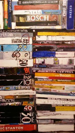 Sam-ArtUp Lille-France Painting Art Lille Artist France Art Gallery Artfair