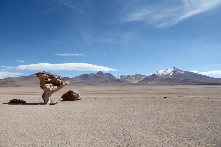 Kiomi Collection Salar De Uyuni Bolivia Salvador Dali Desert Blue Wave Finding New Frontiers