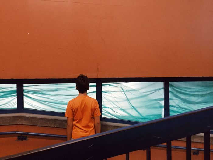 waves, by Claudia Ioan Scuola Media Pascoli, Perugia Indoors  Contemplation Mobile Photography IPhoneography Iphone6 The Roll People Vscocam VSCO Solitude The Color Of School People And Places The Secret Spaces EyeEm Diversity TCPM