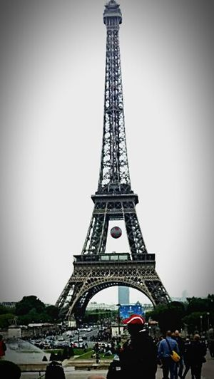 Travel Destinations Outdoors La France Parisian Effeil Tower EyeEmNewHere Tower City Sky Day Long Goodbye Welcome To Black The Secret Spaces