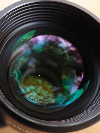 Blackeyelens Tele Lens Phone Lenses Photography Themes Technology Refraction Multi Colored Circle Lens - Optical Instrument Close-up Lens - Eye