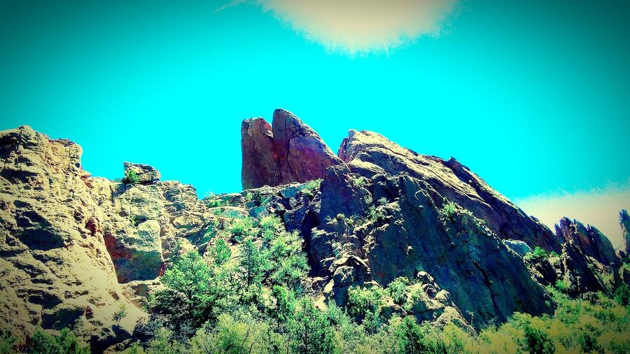 Outdoors Rock -