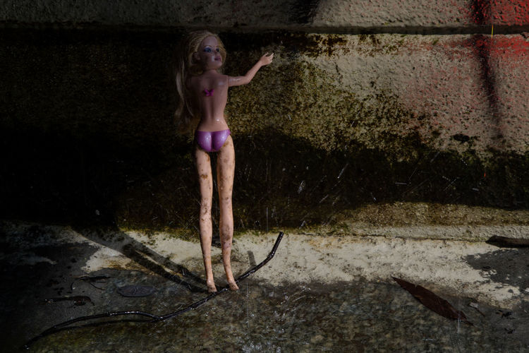 Barbie Barbie Girl Dolcevita  Full Length Lifestyles Outdoors Shower Summer