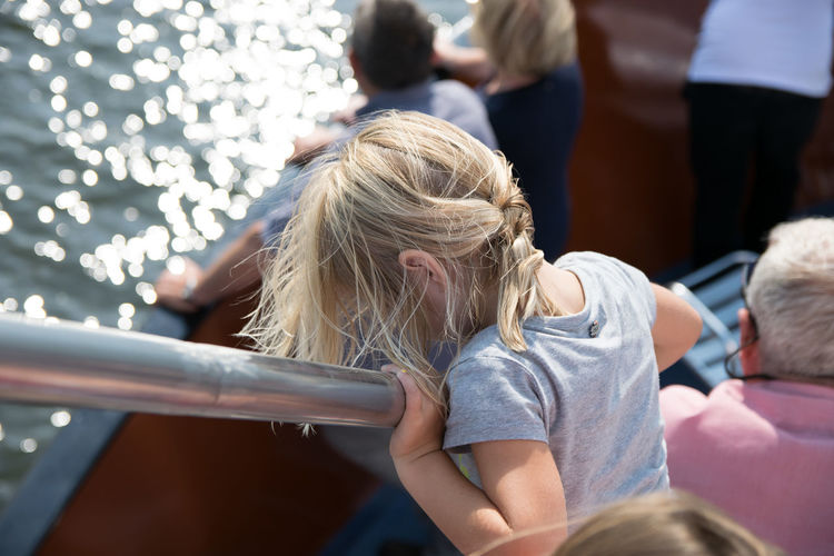 On A Boat Blond Hair Boat Boat Trip Casual Clothing Close-up Curious Day Kid Lifestyles Looking Open Water Outdoors Real People Sailing Sea Teamwork Young Adult The Week On EyeEm Investing In Quality Of Life Your Ticket To Europe Done That. Connected By Travel Fresh on Market 2017 Be. Ready.