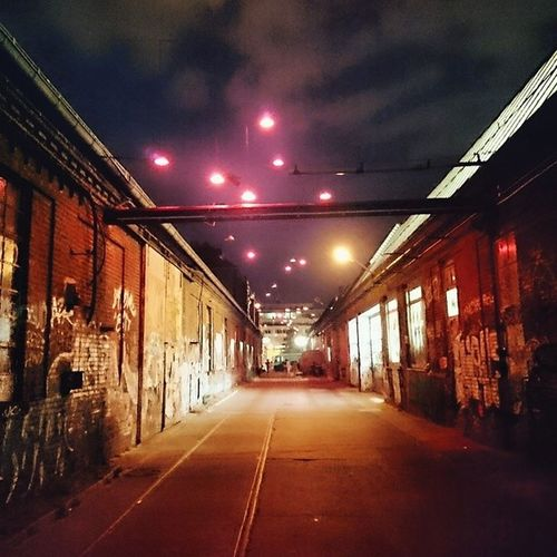 Into the dark Vscocam Berlin Whitetrash Wadmag
