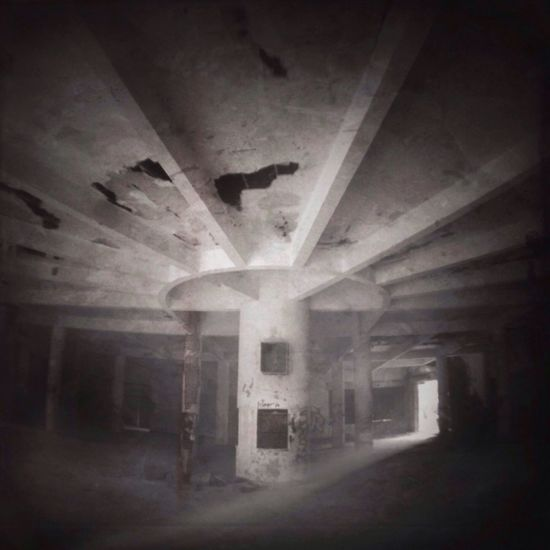 Suddenly abandoned - refectory NEM Submissions