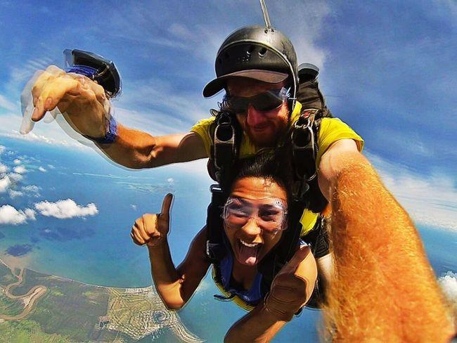 Feel The Journey 14000ft High Bucketlist Flying High Enjoying Life ListeningToTheEarth💙 Hanging Out