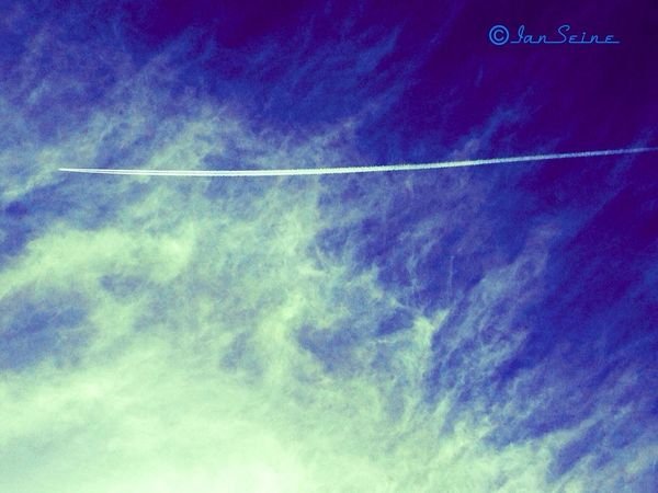 #chemtrails Skyporn Eye4photography  Cloud_collection