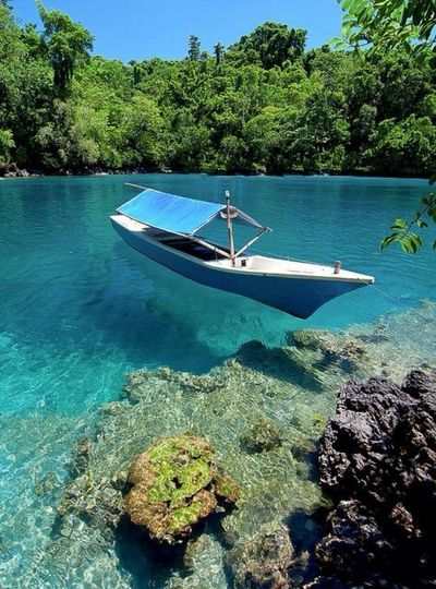 Beach Photography Fresh And Clean Clean Water Ternate Island, Maluku - Indonesia Ternate Island, Molucca