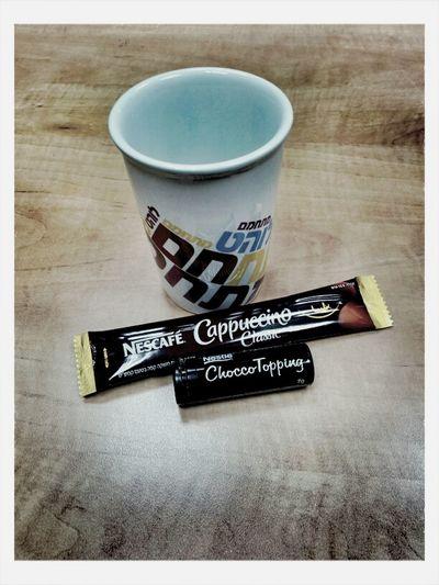 געגועים לנספרסו. I Miss My Nespresso.