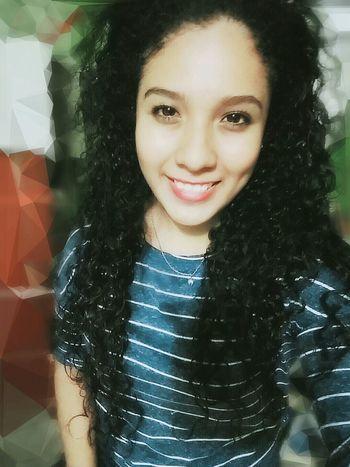 First Eyeem Photo Smile ✌ LaChina Morena ❤ 😌