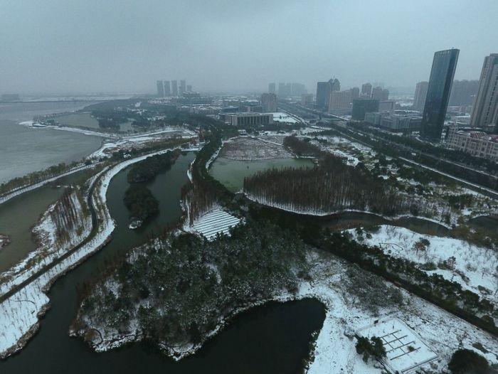 初雪 Water Built