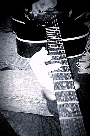 Black And White Blackandwhite Guitar Guitarist PlayingGuitar Guitars Playing Guitar Action Shot  Mylove Acoustic Acoustic Guitar Picturing Individuality Houseofguitars 57Gibson