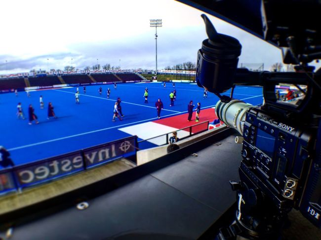 Sony F55 Hockey Teamgb England Olympics Olympicpark LeeValley Queenelizabetholympicpark Camera Work