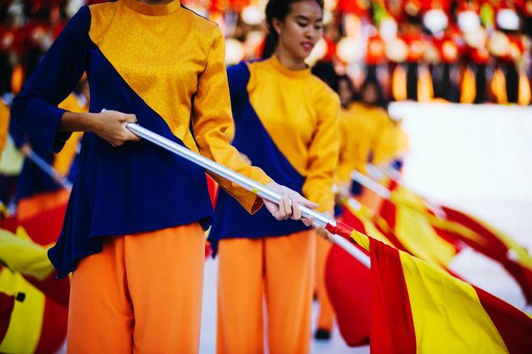 Learn & Shoot: Layering Parade Independence Day Merdeka58 Sehatisejiwa Kuala Lumpur Malaysia