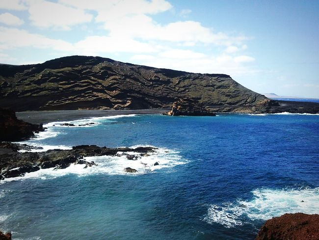 Islas Canarias Island No People Water Nature Beauty In Nature